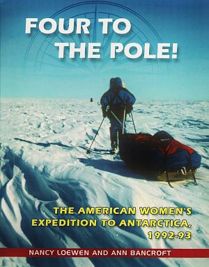 Four to the Pole book cover