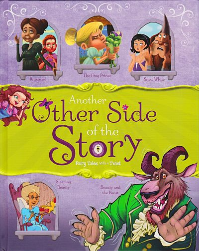 Another Other Side of the Story Book Cover
