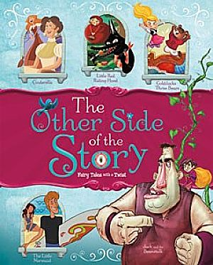 The Other Side of the Story book cover