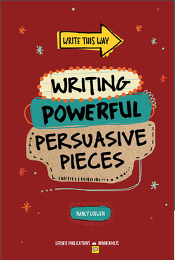 Writing Powerful Persuasive Pieces book cover