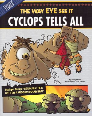 The Way EYE See It: Cyclops Tells All book cover