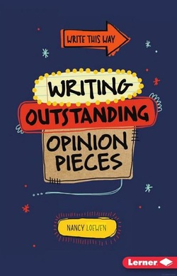 Writing Outstanding Opinion Pieces book cover