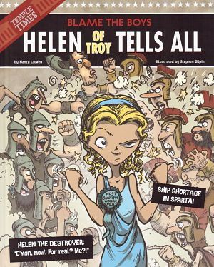 Blame the Boys: Helen of Troy Tells All book cover