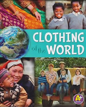 Clothing of the World Book Cover
