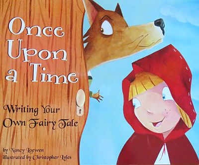 Once Upon a Time: Writing Your Own Fairy Tale book cover