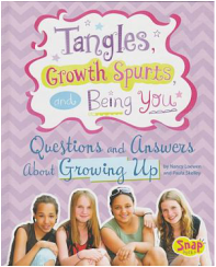 Tangles, Growth Spurts and Being You book cover