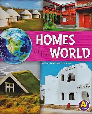 Homes of the World book cover
