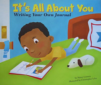 It's All About You: Writing Your Own Journal book cover
