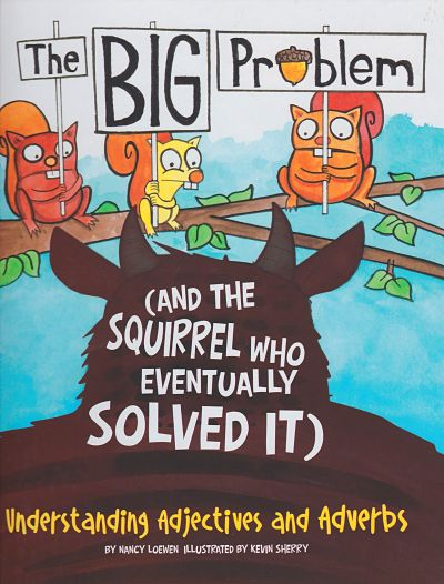 The Big Problem book cover